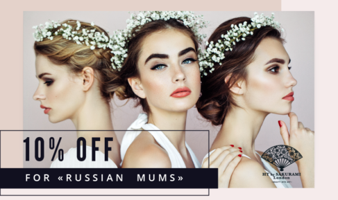 10% for «Russian Mums»